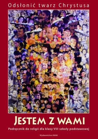 Jestem z Wami 8 Podręcznik Szkoła - okładka podręcznika