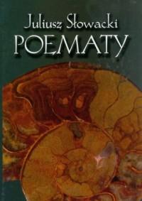 Juliusz Słowacki. Poematy. Tom - okładka książki