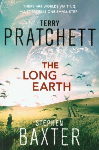 Long Earth - okładka książki