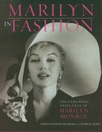 Marilyn in Fashion - okładka książki