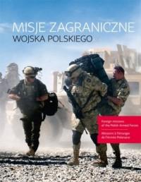 Misje zagraniczne Wojska Polskiego - okładka książki