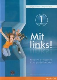 Mit links 1. Podręcznik z ćwiczeniami - okładka podręcznika