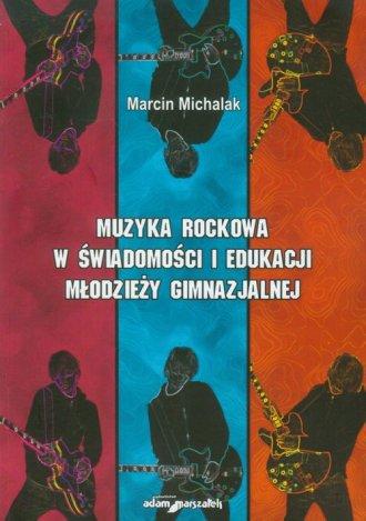 Muzyka rockowa w świadomości i - okładka książki