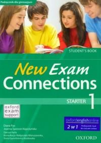 New Exam Connections 1. Starter Student s Book - okładka podręcznika