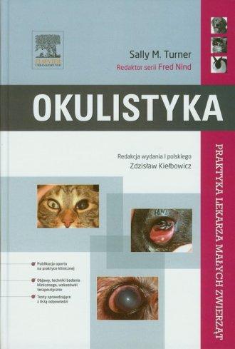 Okulistyka. Praktyka lekarza małych - okładka książki
