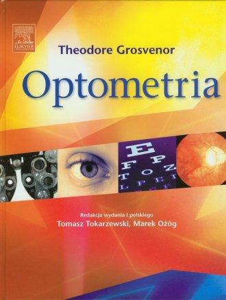 Optometria - okładka książki