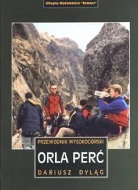 Orla Perć. Przewodnik wysokogórski - okładka książki