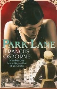 Park Lane - okładka książki