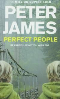 Perfect People - okładka książki