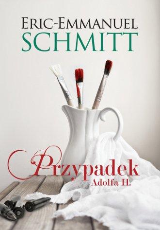 Przypadek Adolfa H - okładka książki