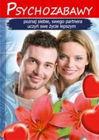 Psychozabawy - okładka książki