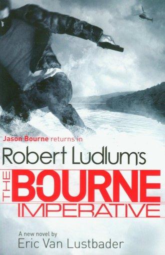 Robert Ludlums The Bourne imperative - okładka książki