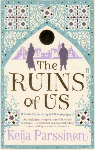 Ruins of Us - okładka książki