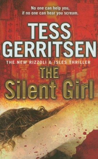 Silent Girl - okładka książki