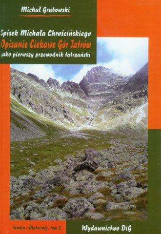 Spisek Michała Chrościńskiego - okładka książki