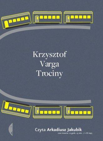 Trociny (CD mp3) - pudełko audiobooku