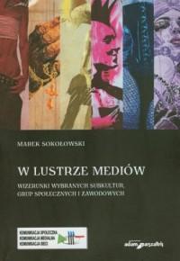 W lustrze mediów - okładka książki