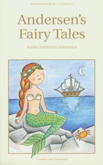 Andersens Fairy Tales - okładka książki