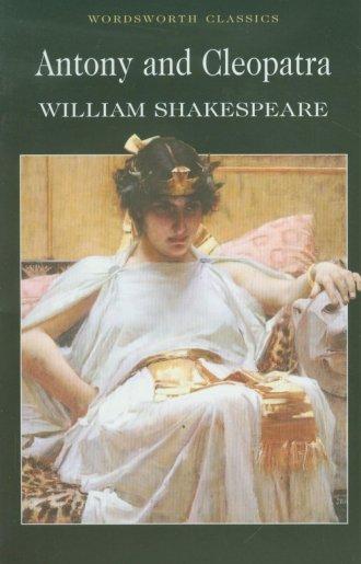 Antony and Cleopatra - okładka książki