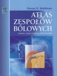 Atlas zespołów bólowych - okładka książki