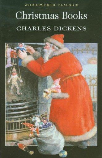 Christmas Books - okładka książki