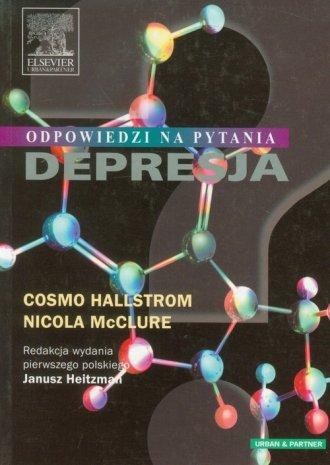 Depresja. Odpowiedzi na pytania - okładka książki