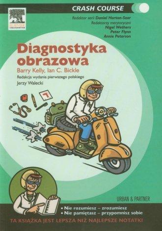 Diagnostyka obrazowa - okładka książki
