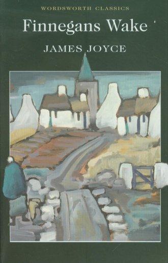 Finnegans Wake - okładka książki
