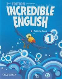 Incredible English 1. Activity - okładka podręcznika