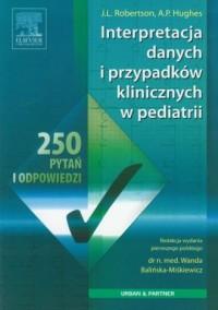 Interpretacja danych i przypadków - okładka książki