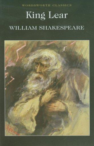 King Lear - okładka książki