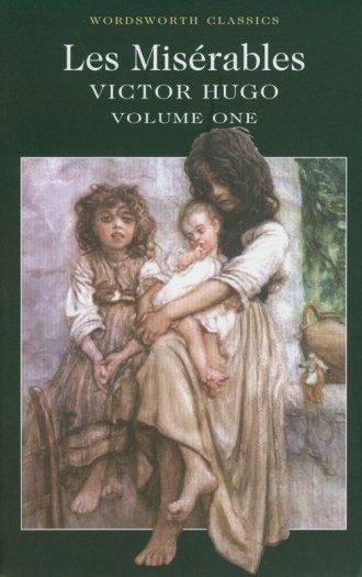Les Miserables: Volume One - okładka książki