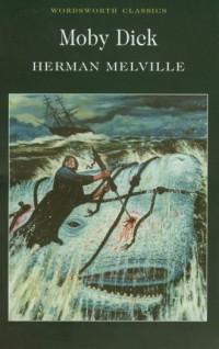 Moby Dick - okładka książki