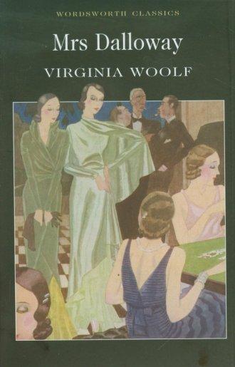 Mrs Dalloway - okładka książki