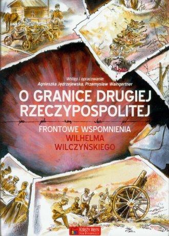 O granice Drugiej Rzeczypospolitej - okładka książki