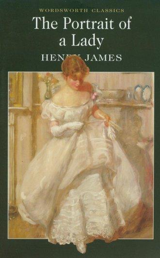 Portrait of a Lady - okładka książki