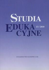 Studia Edukacyjne 13/2010 - okładka książki