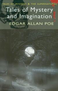 Tales of Mystery and Imagination - okładka książki