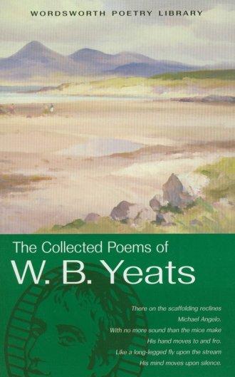 The Collected Poems of W.B. Yeats - okładka książki