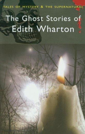 The Ghost Stories of Edith Wharton - okładka książki