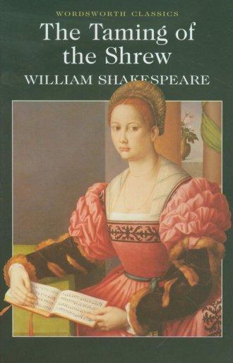 The Taming of the Shrew - okładka książki
