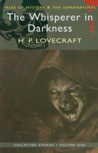 The Whisperer in Darkness Collected - okładka książki