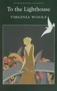 To the Lighthouse - Virginia Woolf - okładka książki