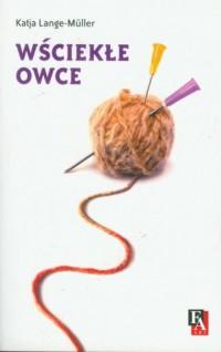Wściekłe owce - okładka książki