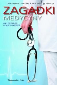 Zagadki medycyny - okładka książki