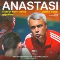 Anastasi. Krasnal który stał się gigantem - okładka książki