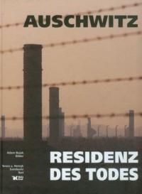 Auschwitz. Residenz des todes - okładka książki