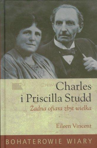 Charles i Priscilla Studd. Żadna - okładka książki