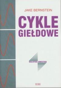 Cykle giełdowe - okładka książki