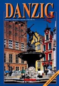 Danzig Zoppot Gdingen und die umgebung - okładka książki